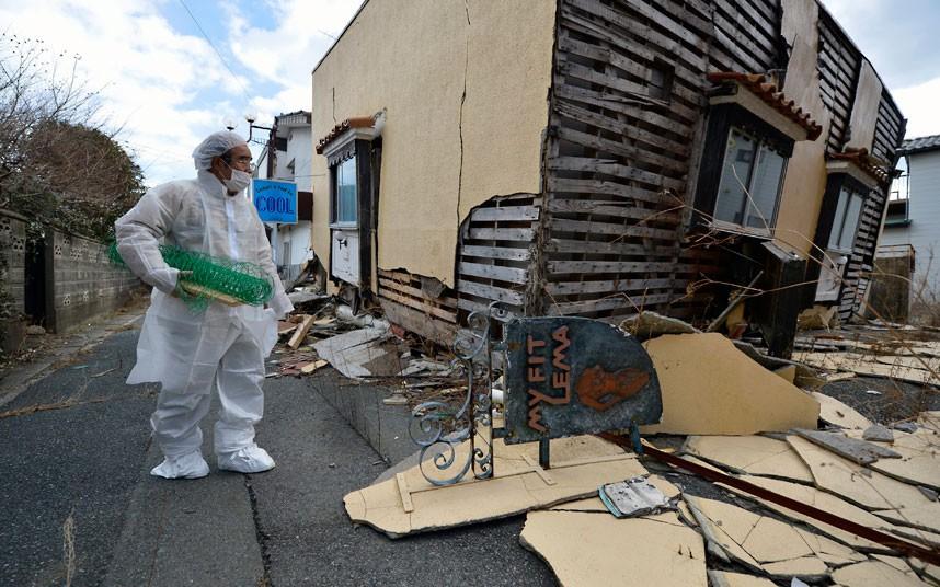 jadrová havária Fukušima