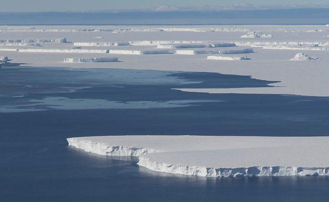ľadovec Thwaites