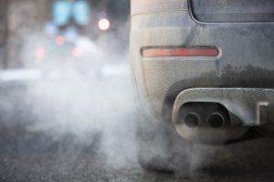 emisie uhlíka - auto